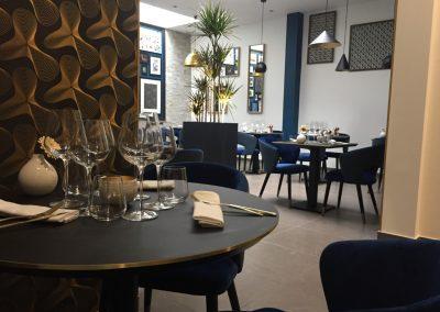 salle restaurant aromebase